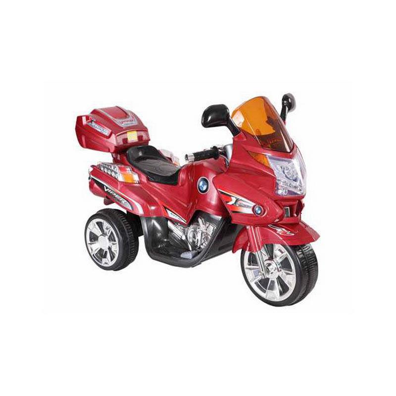 ScorpionWheels Ηλεκτροκίνητη παιδικη μοτοσυκλέτα / μηχανή τύπου BMW  6v κόκκινη 5245027