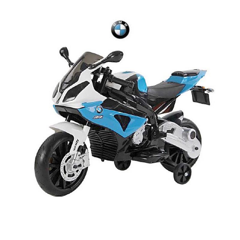 ScorpionWheels Ηλεκτροκίνητη παιδικη μοτοσυκλέτα / μηχανή  BMW Licenced 12v 5245028
