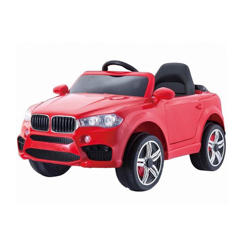 ScorpionWheels Ηλεκτροκίνητο παιδικό αυτοκίνητο τύπου BMW X4 12v με τηλεκοντρόλ ροζ 5246046
