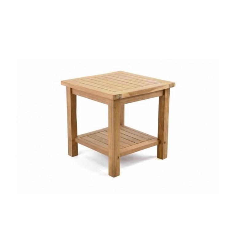 Τραπέζι Ξύλινο Κήπου Teak 50x50