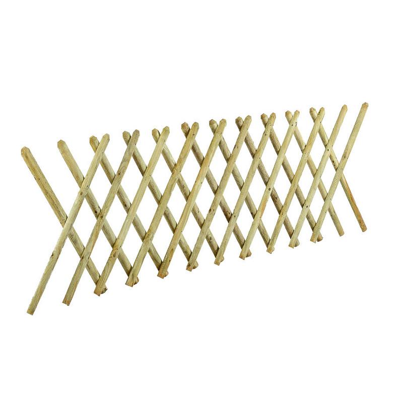 Ξύλινος Φράχτης Ανοιγόμενος premium εμποτισμένος