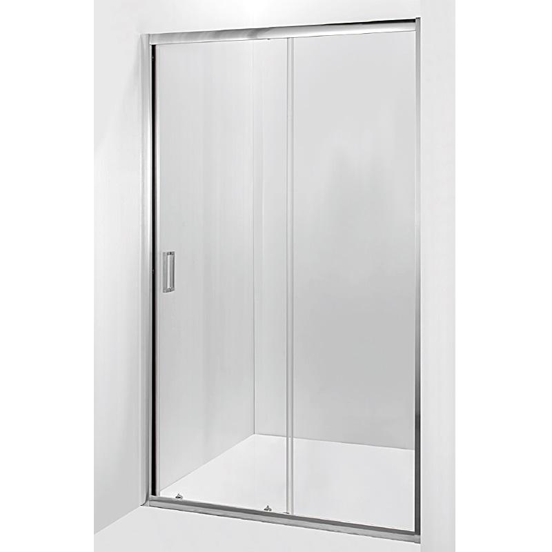 Επάλληλη πόρτα ντουζιέρας CROWN 7000N 1,85 143-147εκ 4632143