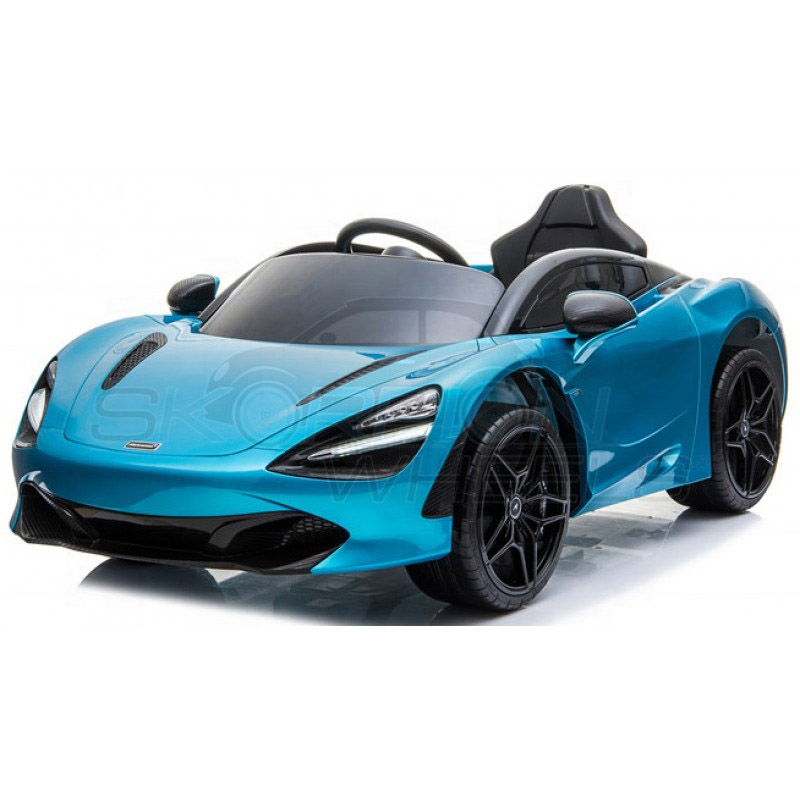 ScorpionWheels Ηλεκτροκίνητο παιδικό αυτοκίνητο Licenced McLAren 720S 12v με τηλεκοντρόλ Μπλε 52460341
