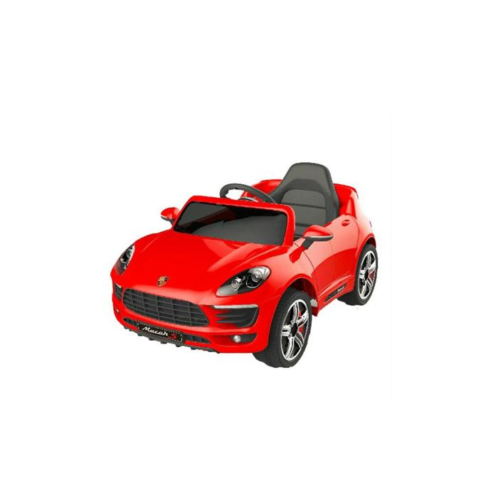 ScorpionWheels Ηλεκτροκίνητο παιδικό αυτοκίνητο τύπου Porsche Macan 12v με τηλεκοντρόλ κόκκινο 5246045
