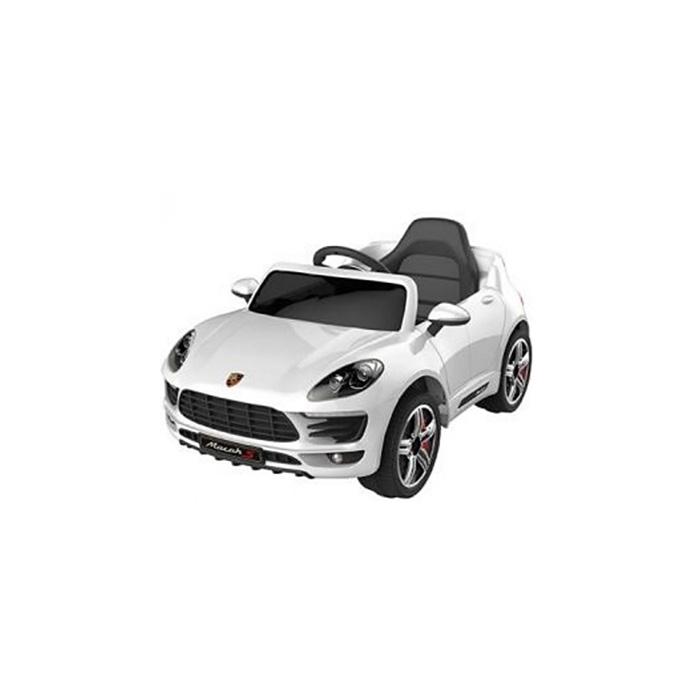 ScorpionWheels Ηλεκτροκίνητο παιδικό αυτοκίνητο τύπου Porsche Macan 12v με τηλεκοντρόλ λευκό 5246045