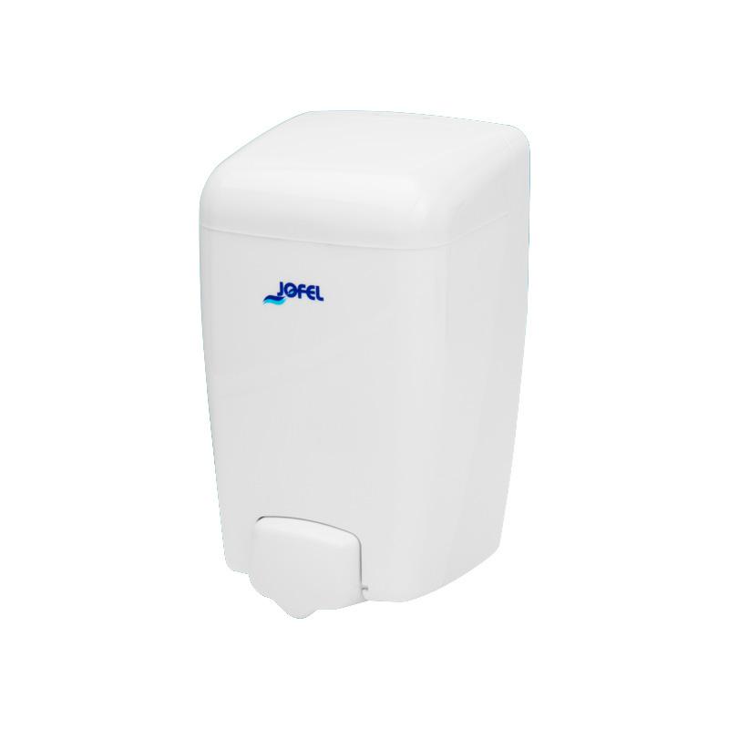Σαπουνοθήκη τοίχου Λευκή ABS 1000ml της JOFEL  AC82020
